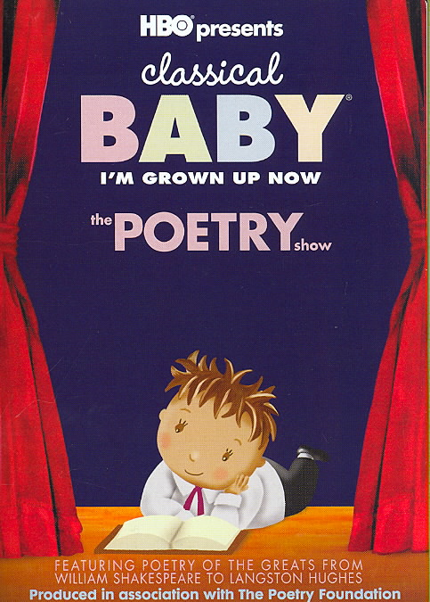 CLASSICAL BABY:I'M GROWN UP NOW POETR BY CLASSICAL BABY (DVD)